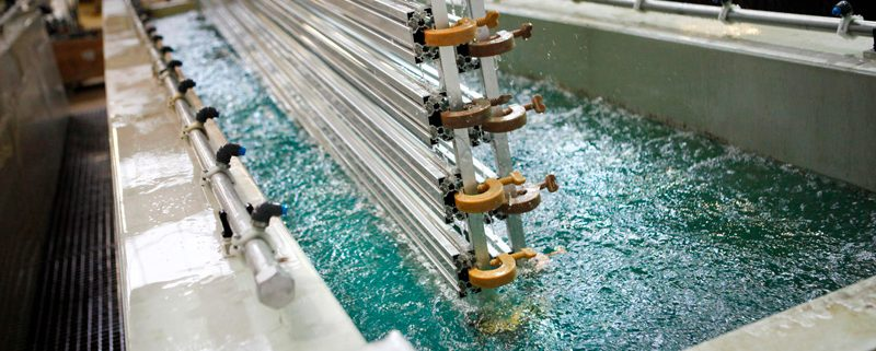 Очистка гальванических стоков вакуумным выпаривателем